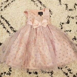 Holiday toddler dress